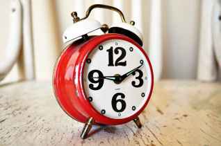 alarm alarm clock analog analogue